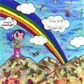 Zazzy-Q Mini Poster