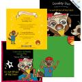Doodley-Doo Not Afraid Dark Teacher's Curriculum