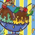 Doodley Doo's Coloring Book
